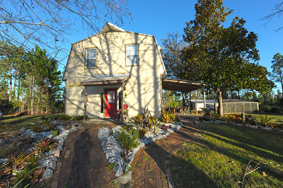 761 Oak Rim   Picturesque Ranch Retreat with Chalet in New Smyrna Beach, FL