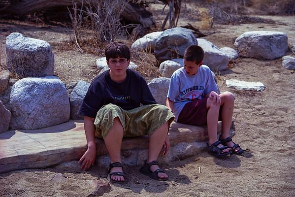 Mammoth Mtn - August 2002