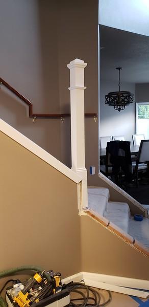 Jaan's Stairway Remodel