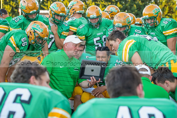 Tumwater TBirds vs. Franklin Pierce Cardinals September 1, 2017
