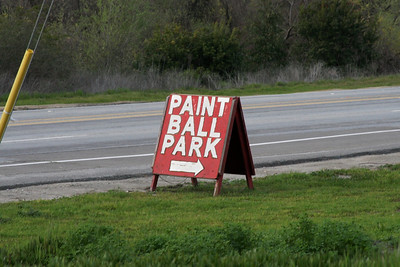 Paint Ball - Photos from Melissa Dalu