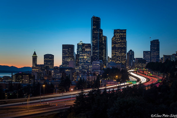 1- Seattle