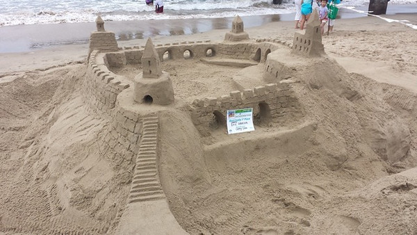 2014 Sandcastle Contest