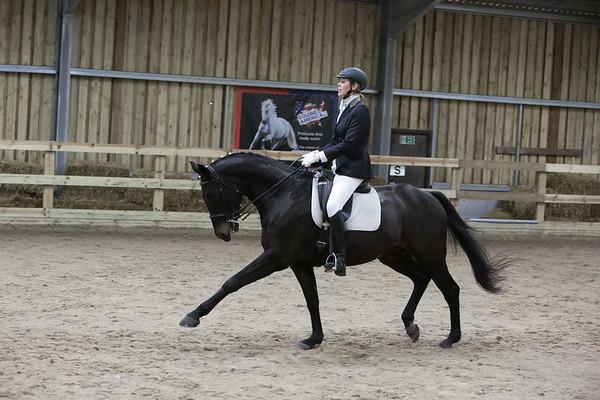 Dressage 15th November Class 6 onwards