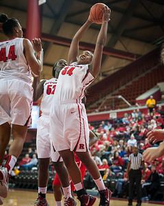 Rutgers Scarlet Knights 72 v Stonybrook Seawolves 44