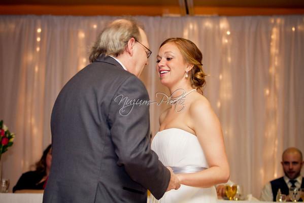 Parent Dance - Kelsey and Alex