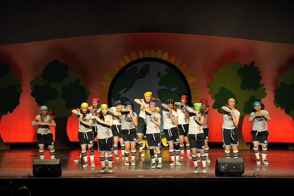 5/21/10 Mt. Zion School of Performing Arts Recycle Dance Recital