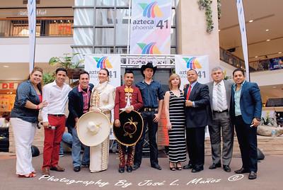 2013-07-14 La Academia Semifinals at Fiesta Mall