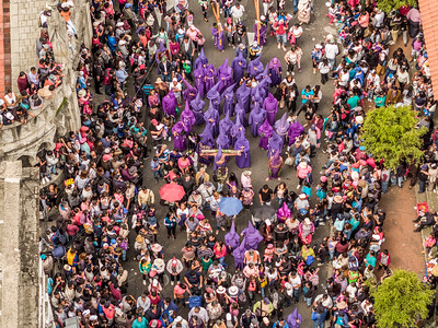 Quito Semana Santa