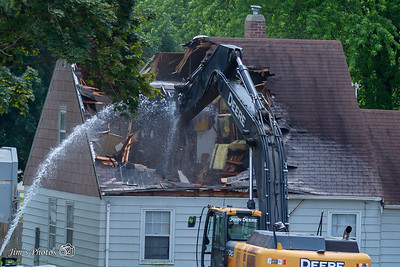 Houses - Fish Hatchery Rd - Houses Coming Down - Pt 5 - Madison, WI [d] June 18, 2020