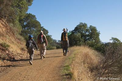 Almaden Quicksilver hike