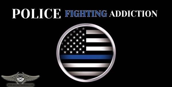 Police Fighting Addiction Norton Ohio July 22nd 2017