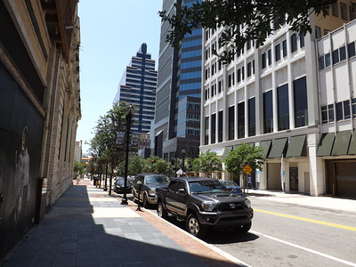 Downtown Jacksonville 2016