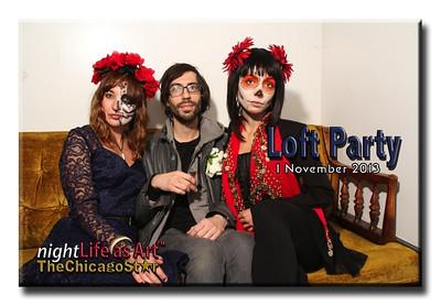 1 nov 2013 Loft Party