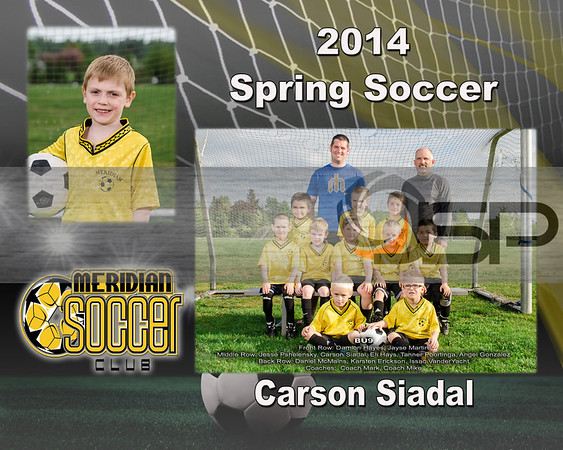 2014 Meridian Youth Soccer