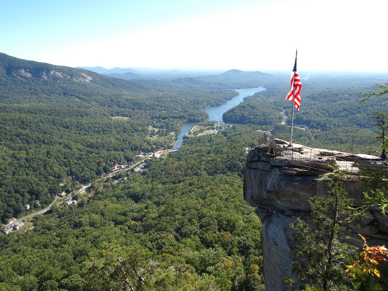 Chimney Rock SP.