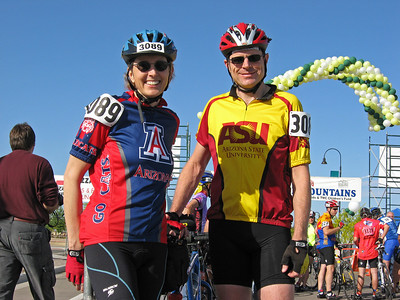Tour De Tucson Mountains 04292007