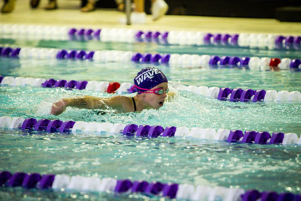 Waunakee Wave 2015 Fall Home Meet