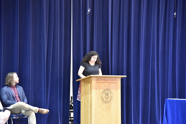 NJHS & NHS Induction Ceremony 4.18.17