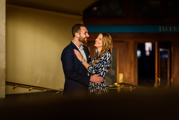 NNK - Amanda and Harry - Engagement - Hoboken Train Station (21 of 77)