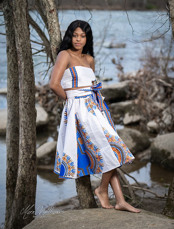 Lanea African Dress Edits