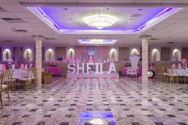 Sheila Sweet 16