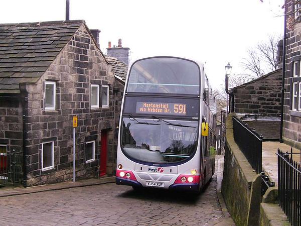 West Yorkshire November and December 2006