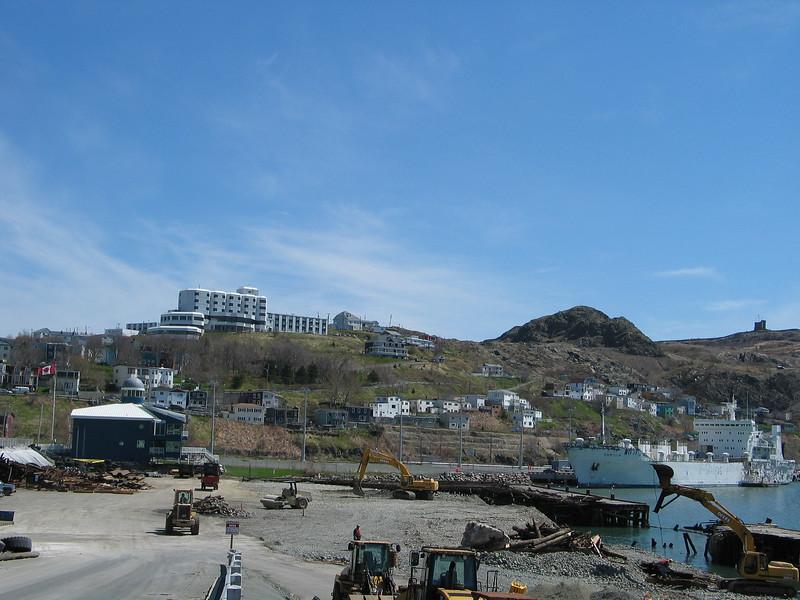 Battery Hotel, St John's NFLD