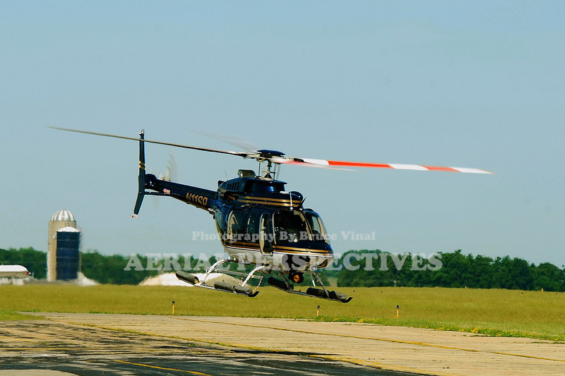 N11SP - 2002 BELL 407 New York State Police