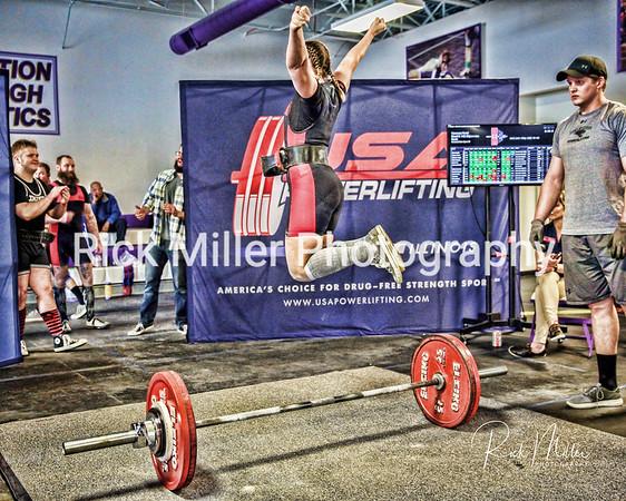 USAPL - Illinois State Championship - April 14,2018