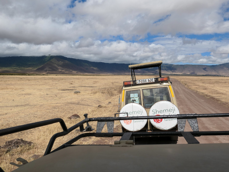 Safari in the Ngorongoro Crater