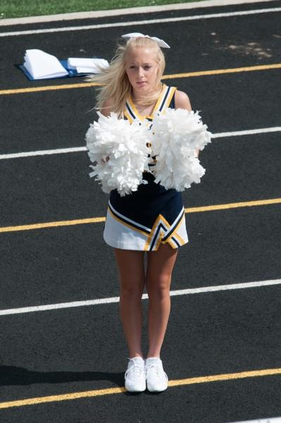 Abby Bryant Cheerleading 8/12/17
