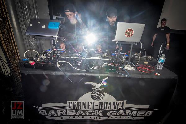 BarBack Games 2016