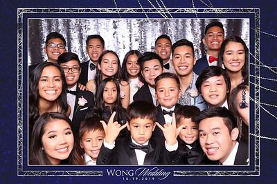 2019.10.19 Wong Wedding