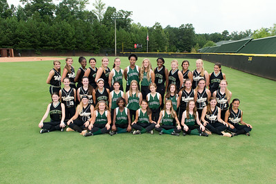 2014-15 Softball Team and Individuals