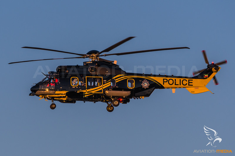 Kuwait Police / Eurocopter EC225LP / F-WJXF