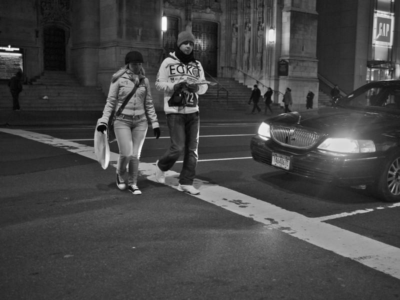 Crosswalk No. 88
