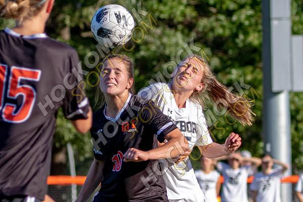 Oliver Ames-Foxboro Girls Soccer - 09-19-19