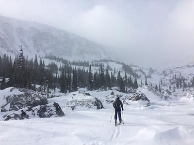 BC Skiing RMNP 12/30/15
