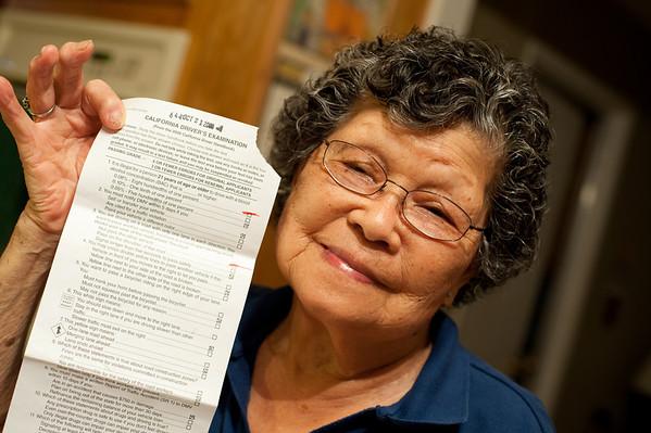 Grams Drivers License