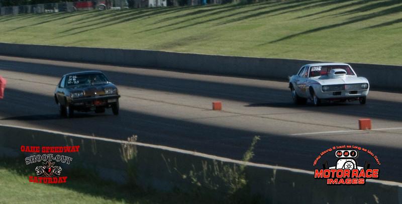 07-20-19 - On Track - Oahe Speedwy Shootout Races