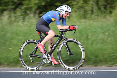 West Pennine VTTA (North Lancs and Lakes)  25 mile TT 14th June 2017, Clitheroe.
