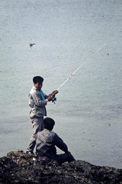 People - Fishermen