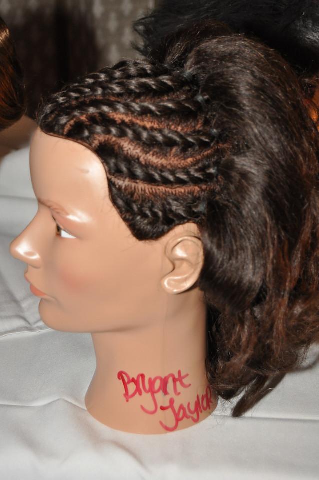 Virginia College Hair Show