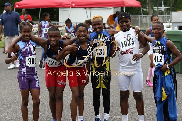 2017 AAU RegQual : Boys 200m Trials