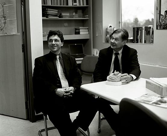 Alvaro Pascual-Leone & Dan Pollen