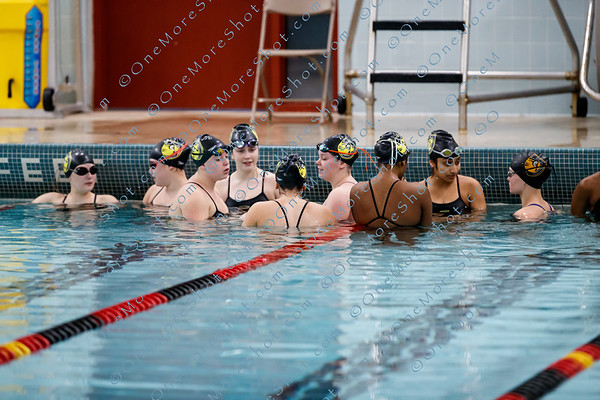 Bryn Mawr College SWIM vs Ursinus College 02-10-2018