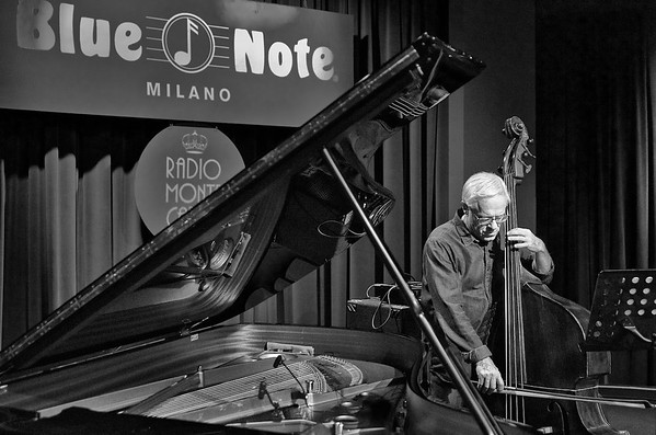 Tommaso Starace Quartet at the Blue Note, Milan - september 18th 2013