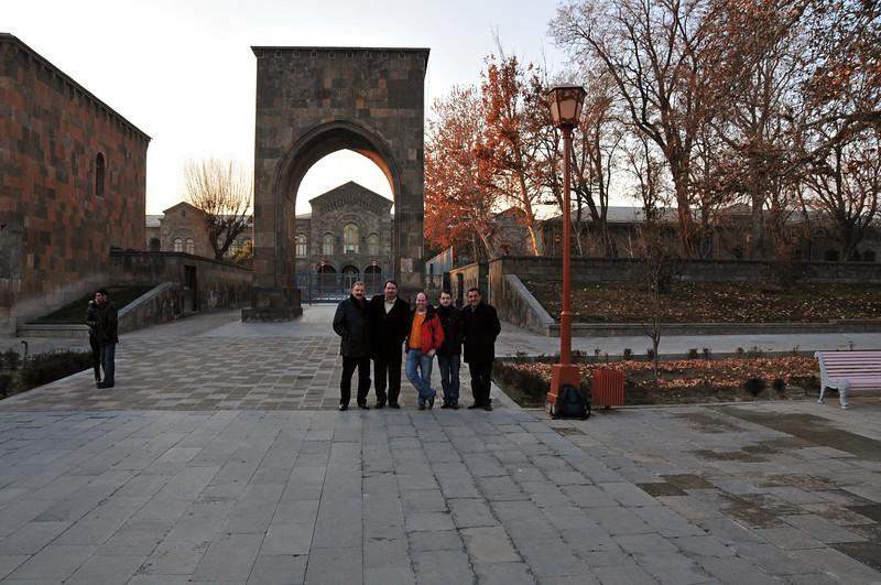 081214 0133 Armenia - Yerevan - Assessment Trip 03 - Church from 300 AD ~R.JPG