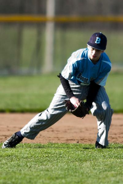 Boone County Baseball Class of 2015